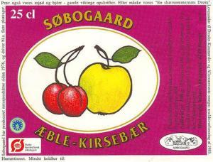 Æble-kirsebær